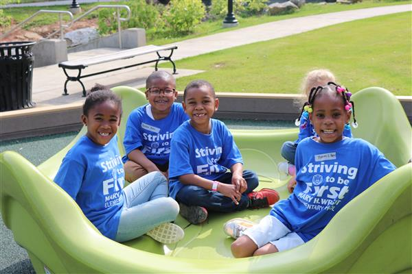 K-2 Fun Day: Cleveland Park