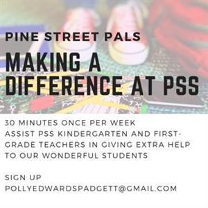 Pine Street Elementary / Homepage