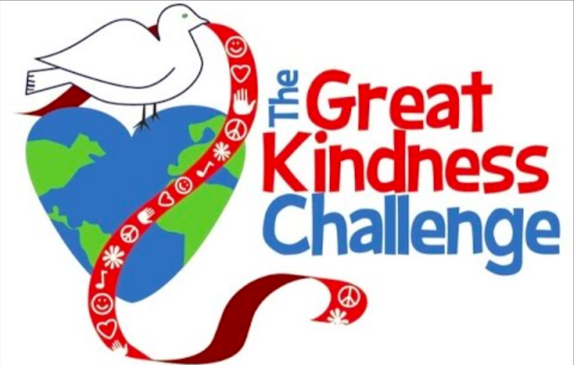 The Great Kindness Challenge at PSS
