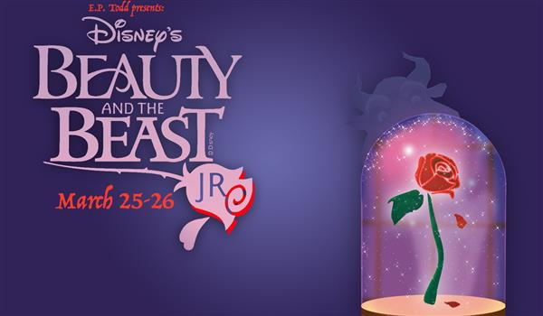 Beauty and the Beast Jr. Pre-Sale tickets on Sale NOW!
