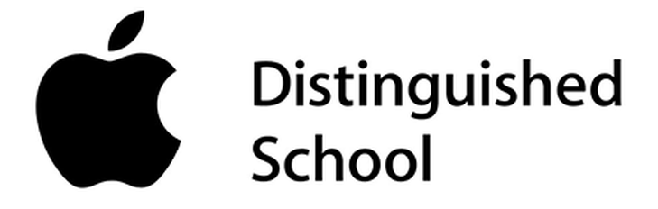 image of apple distinguished school logo