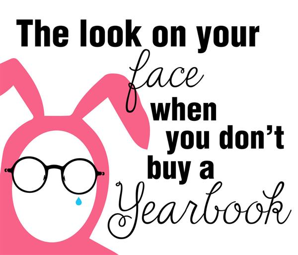 It's not too late! yearbooks Now $25