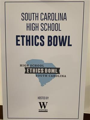 SHS Ethics Team Shines in State Competition