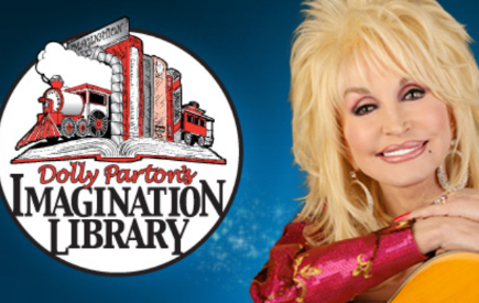Raising Dollars for Dolly's Imagination Library