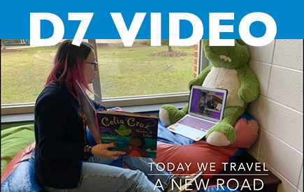 Watch the Video: D7 Prepares for School Closures