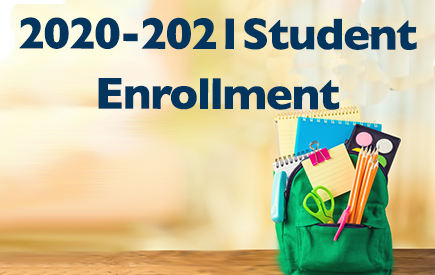 Register New or Returning Students for 2020-2021
