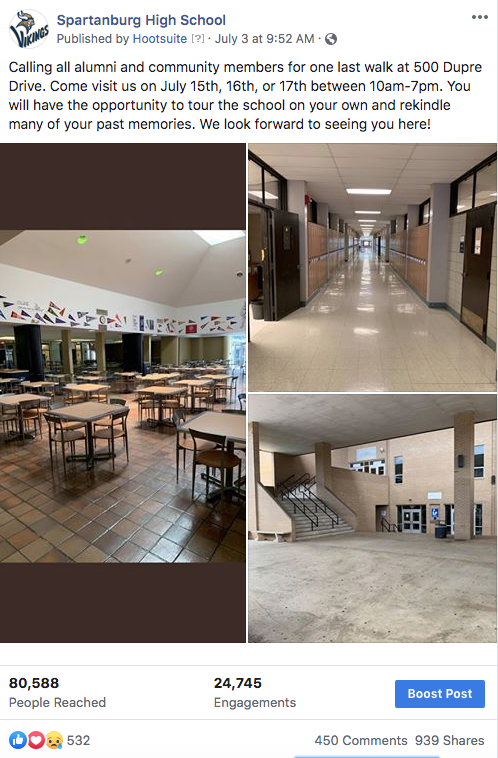 Pictures of old high school