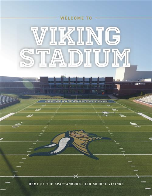 Welcome to Viking Stadium