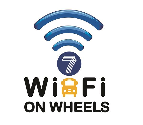 WiFi on Wheels