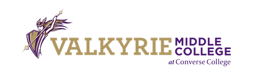 Valkyrie Middle College logo