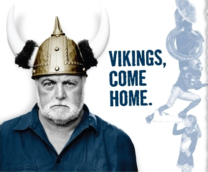 Vikings come home