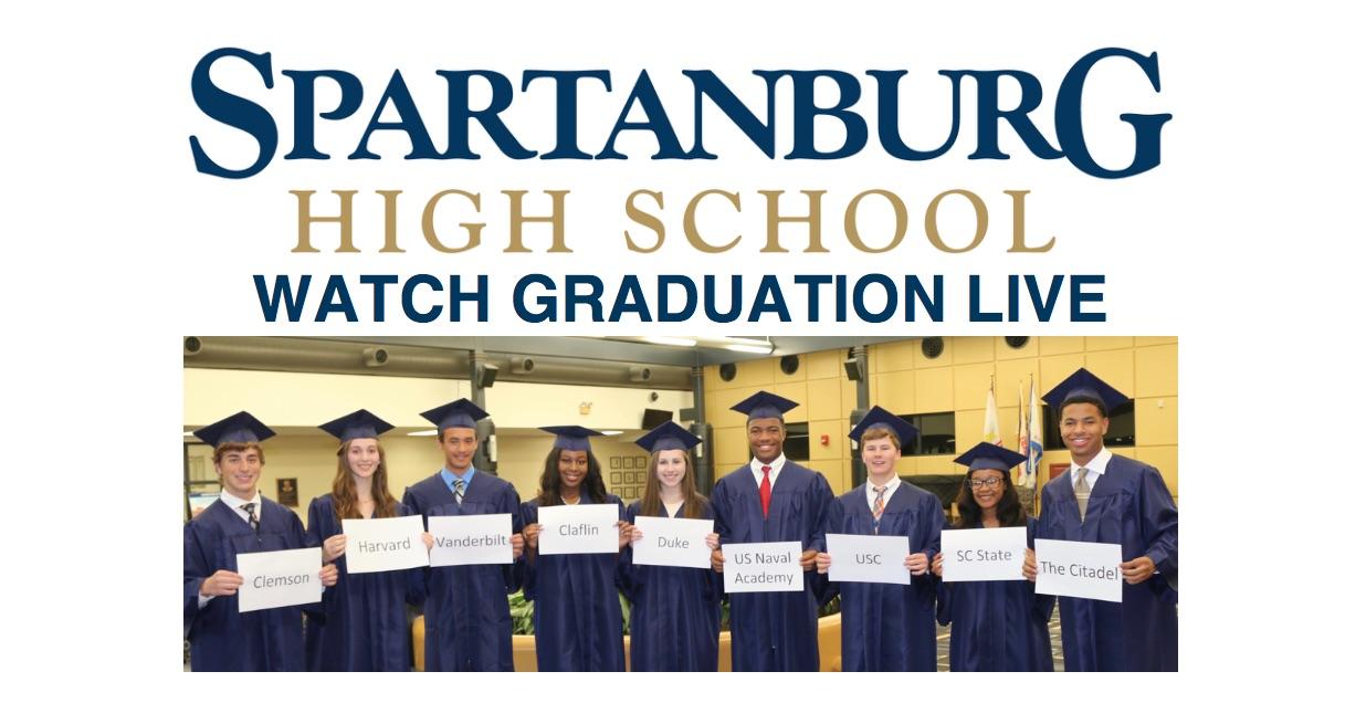 a4a745e17e4 Spartanburg High School   Homepage